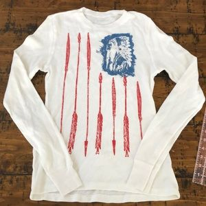 NWOT Original Cowgirl Company Thermal size S
